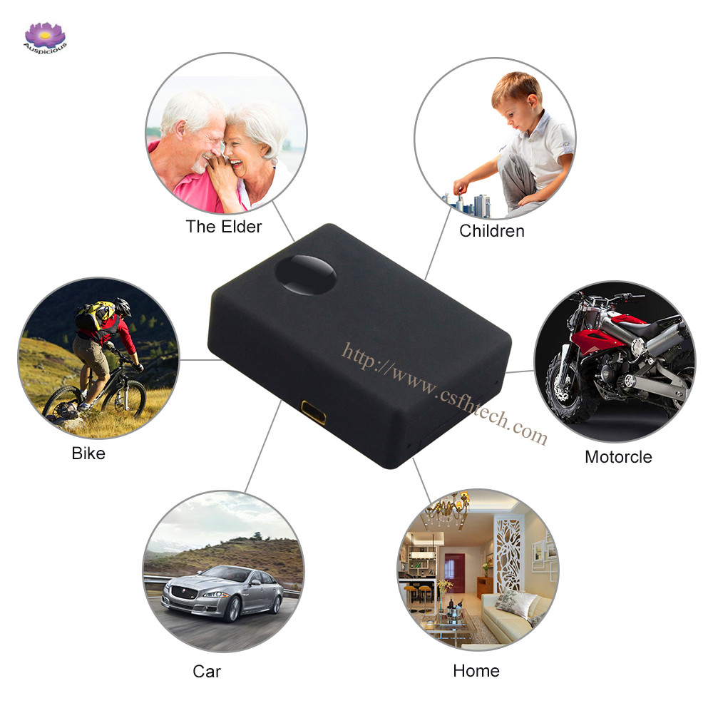 2019 The Best GPS tracker for animals cars and kids mini  N9 Audio Monitor Mini Personal Voice Activation Built in Two MIC GSM Device 12 Days Standby Time Two-Way Auto Answer Made In China Factory