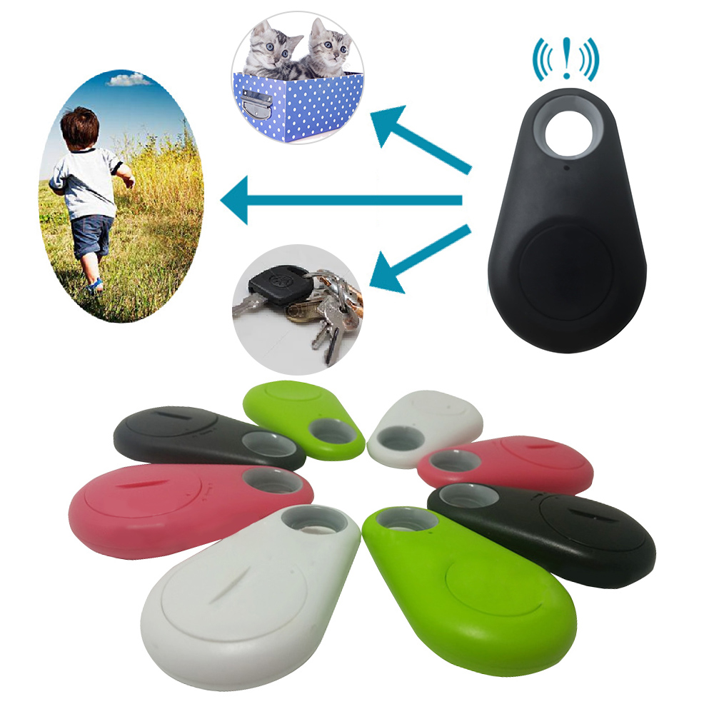 Best High Quality Cheap Pets Smart Mini GPS Tracker Anti-Lost Waterproof Bluetooth Tracer For Pet Dog Cat Keys Wallet Bag Kids Trackers Finder Equipment Made In China Factory