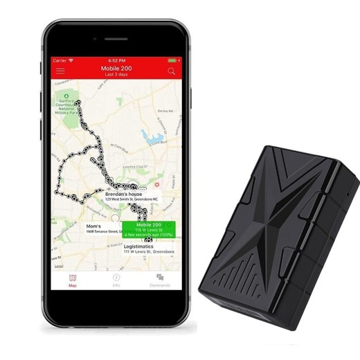 The Best Quality Waterproof Vehicle GPS Tracker Strong Magnetic GPS Car Tracking Locator Anti-loss System For Car Burglar Alarm Devices Made In China Factory