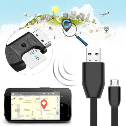 The Best Quality GPS Cables Tracker Vehicle Car Tracking Device Micro USB Cable Real Time GSM/GPRS Tracking Made In China Factory