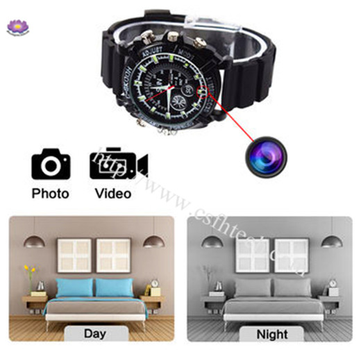 2019 Wholesale Best Quality The Spy HD Watch Camera/Spy Hidden Camera Watch/Smart hand watch camera high quality Made In China Factory