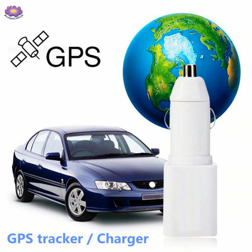 2019 The Best New  Car GPS Tracker USB Locator Car Charger Tracker LBS GPS 2G GSM GPRS Real-Time Remote Tracking Vehicle Tracking Car Tools New In China Factory