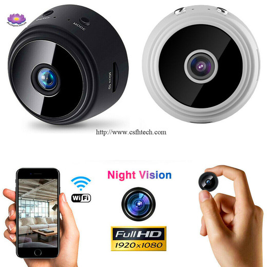The Best High Quality Mini IP WIFI Camera 1080P HD Wireless Hidden Home Security Spy Dvr Night Vision Made In China