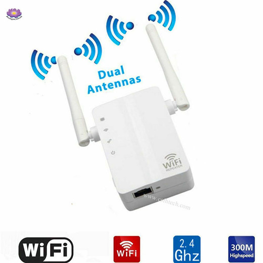 2019 High Quality Cheap 300Mbps Network Router Wireless WiFi Repeater Range Extender Signal Booste Made In China