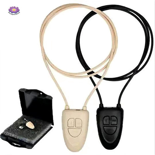 2020 New Mini Spy Neckloop Nano Earpiece Skin Colored Induction Neckloop Made In China Factory