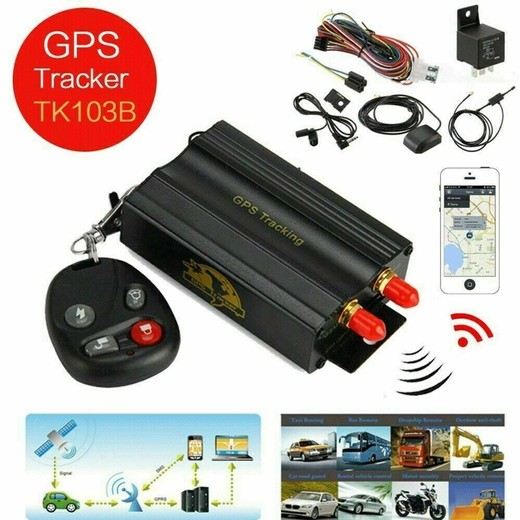 TK103B GPS Tracker Car Tracker Cut Off Oil Realtime Tracking Traker Geofence GPS Car Voice Monitor GPS Data Load PK 303F Made In China Factory