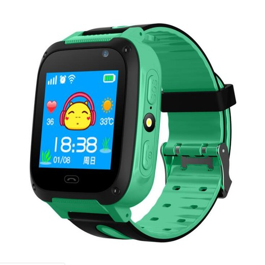Kids Smartwatch gps watches blood pressure monitor SIM Card Call Tracker Child Camera SOS Anti-lost smart watches for children