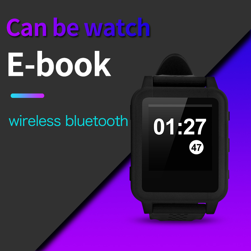 Mp4 wireless bluetooth watch E-book 01.jpg