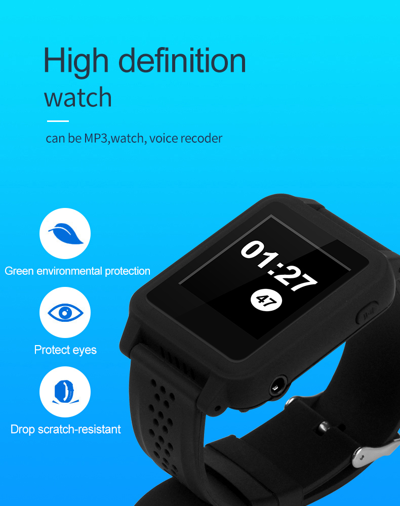 Mp4 wireless bluetooth watch E-book 12.jpg